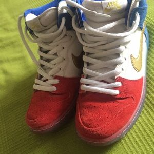 6644e36ba7e0 nike Shoes - Nike Dunk High Premium SB USA Olympic France